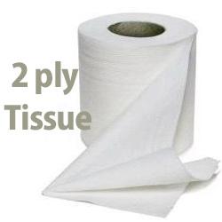 2 ply tissue
