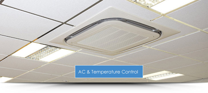 Air Conditioning & Temperature Control Systems