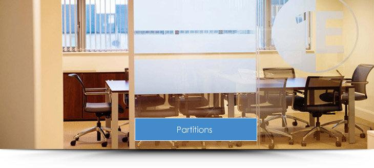 Boardroom Partitions