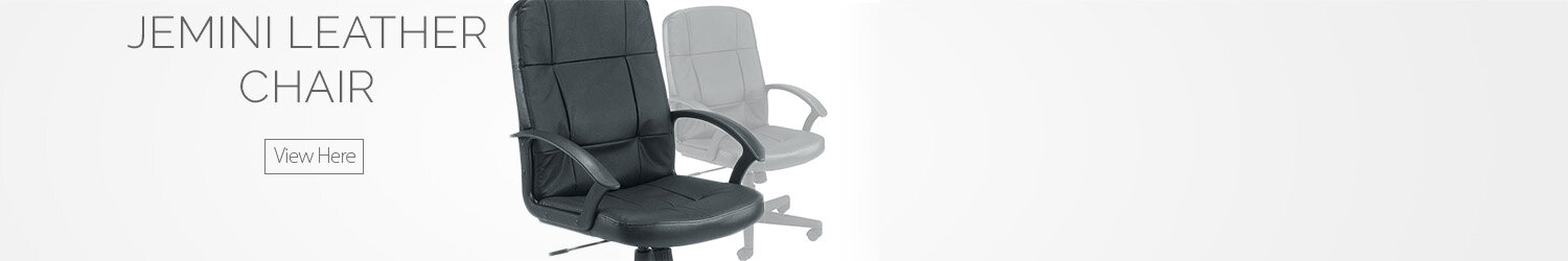 Jemini Leather Chair