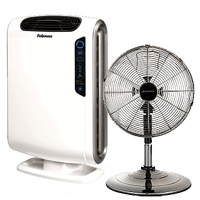 Indoor Air Quality & Temperature Control