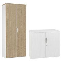 Arista Home Office Storage: Cupboards