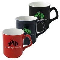 Custom Branded Promotional Mugs