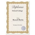 Certificate Paper and Covers