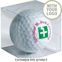 Custom Branded Promotional Golf Balls