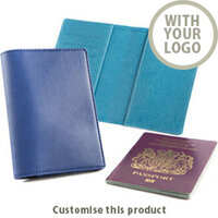 Custom Branded Promotional Card Holders & Wallets