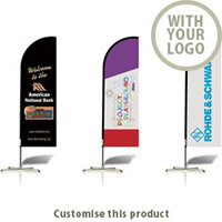 Custom Branded Promotional Flags