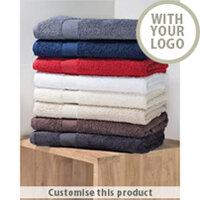 Custom Branded Promotional Towels