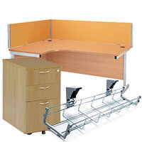 Desk Storage, Screens & Cable Tidy