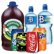 Water & Soft Drinks