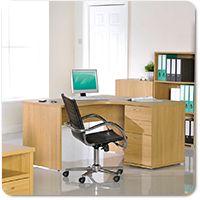 Eco Home Office Furniture Range