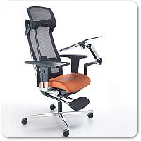 MPosition Ergonomic Office Chair HuntOfficecouk - Ergonomic office chair uk