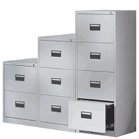 Funky Coloured Filing Cabinets HuntOfficecouk - Funky filing cabinets