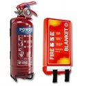 Fire Extinguishers & Fire Blankets