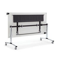 Mobile Flip Top Tables