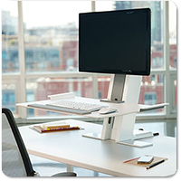 Humanscale Sit Stand Workstations