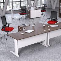 Komo Dark Walnut Furniture Range