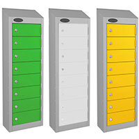 8 Door Lockers