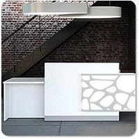 Modern Office Reception Desks