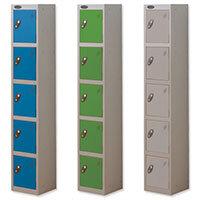5 Door Lockers