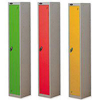 1 Door Lockers