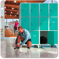 Public Facility Storage Solutions