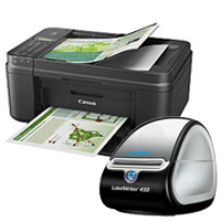 Printers, Faxes & Label Makers