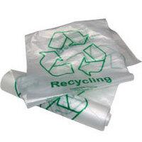 Recycling bin bags