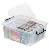 Plastic Filing Boxes