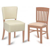 Unfinished Dining Chairs