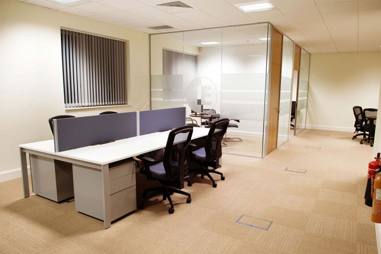 1E Office Fitout in Dublin City by HuntOffice Interiors Office