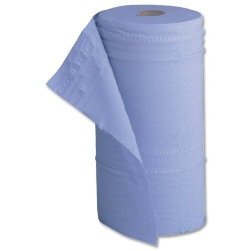 Georgia Pacific Paper Towel Cleaning Roll Blue 2 Ply 125