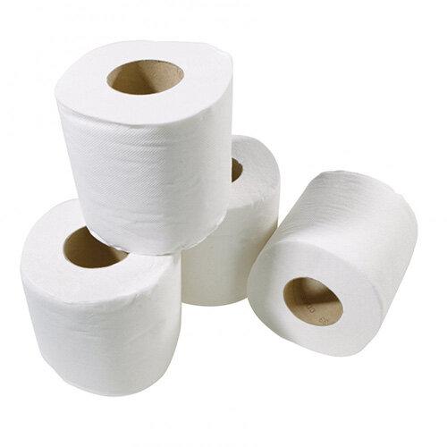 white Toilet Paper Roll