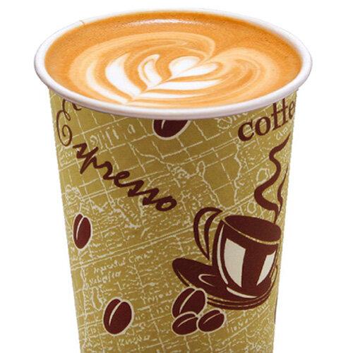 Hot Drink Caf