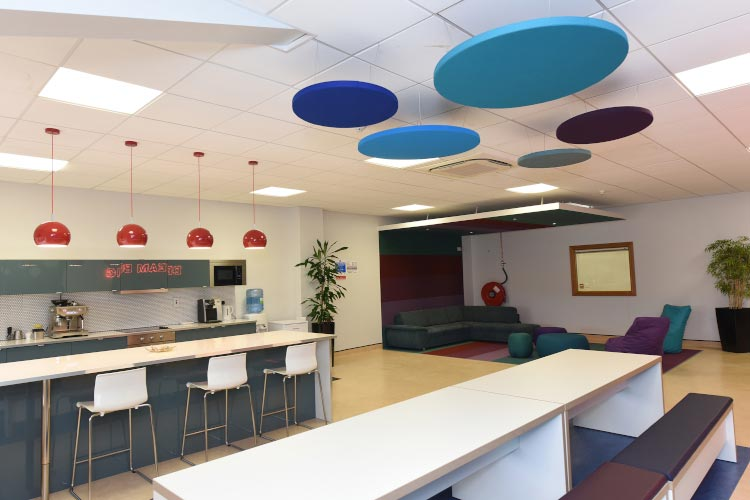 Anabio Technologies Office Fitout in Cork by HuntOffice Interiors Office