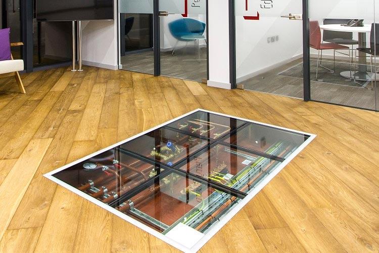 Designer Group Office Fitout Dublin by HuntOffice Interiors - Boardrooom