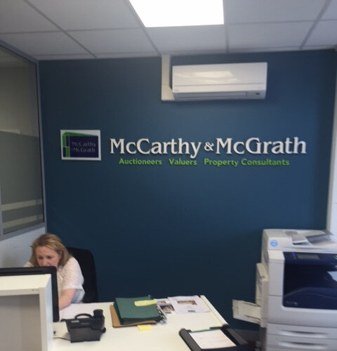 McCarthy Mcgrath Full Office Fitout Cork