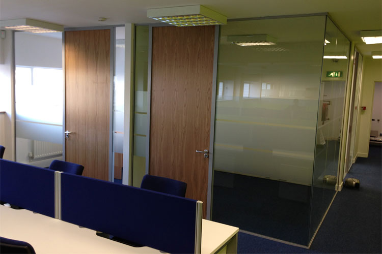 Nightling- Transport & Logistics Company - Office Fitout