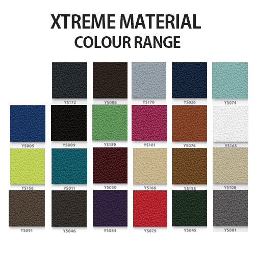 xtreme material colour range for Kleiber Vizz tub chairs ...  sc 1 st  Hunt Office UK & VIZZ Tub Reception Chair Mustard Yellow Fabric - HuntOffice.co.uk