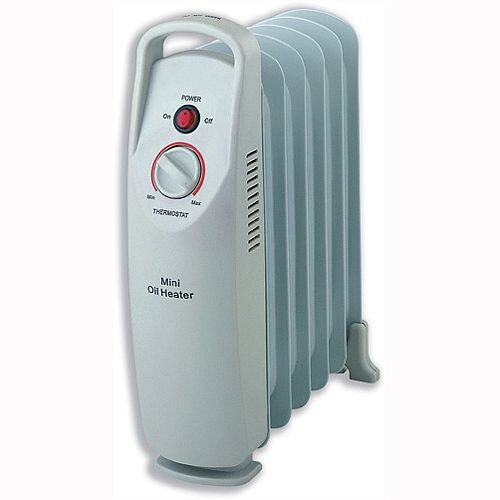 Heatrunner Oil Filled Radiator with Thermostat NY5P-6