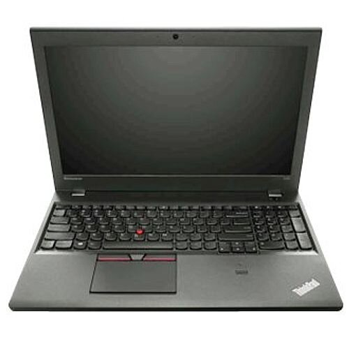 "Lenovo ThinkPad T550 20CK Ultrabook 15.6"" 1920 x 1080 Core i5 5200U 2.2 GHz Win 10 Pro 64-bit 4 GB RAM 500 GB 3488676"