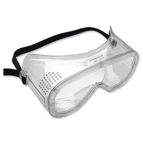 Martcare Impact Safety Goggles High-resistance Polycarbonate Lens Ref AGC010-301-300