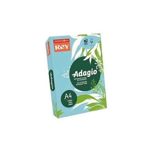 Adagio Card A4 160gsm Bright Blue (Pack of 250)