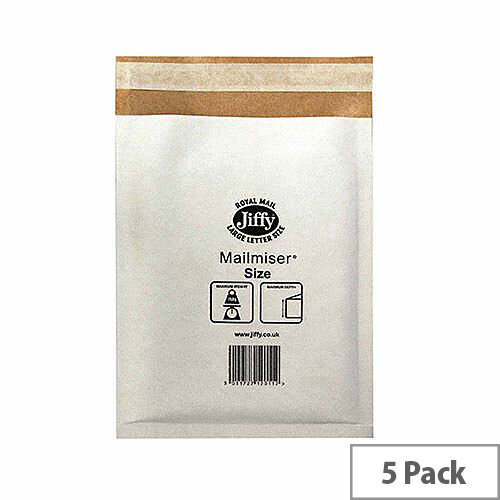 Peel & Seal Jiffy Bag