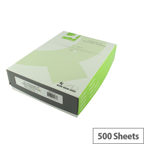 A4 100gsm Wove White Premium Business Paper 500 Sheets Q-Connect