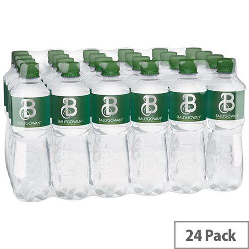 Ballygowan Sparkling Water Bottles 500ml Pack of 24