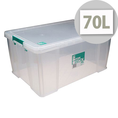 StoreStack 70 Litre Storage Box RB90126