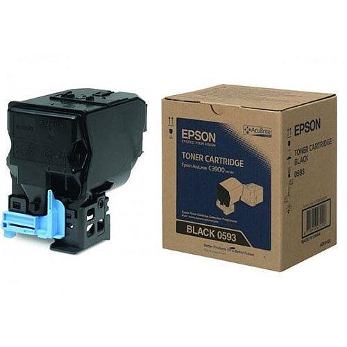 Epson S050593 Laser Toner Cartridge Black C13S050593