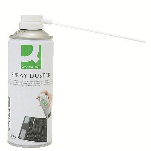 how to use air duster on computer
