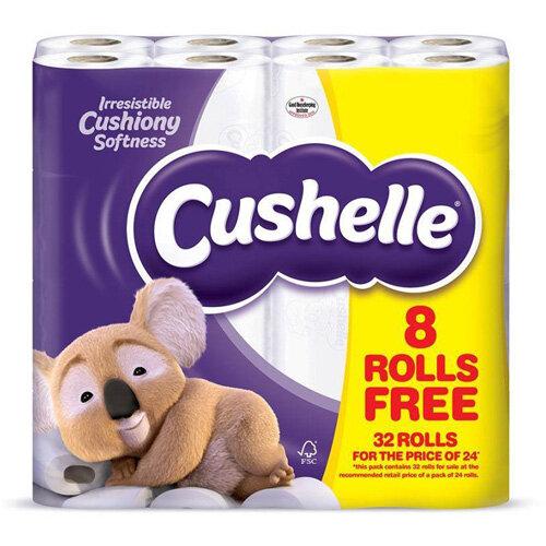 Cushelle Toilet Paper